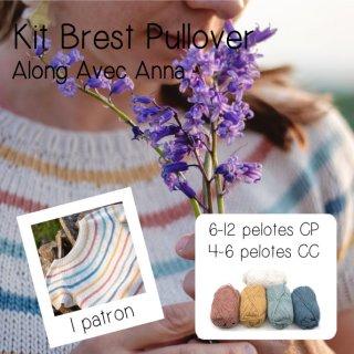 Kit Brest Pullover Original - Madlaine