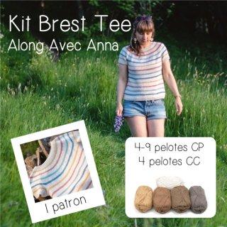 Kit Brest Tee Earth - Madlaine