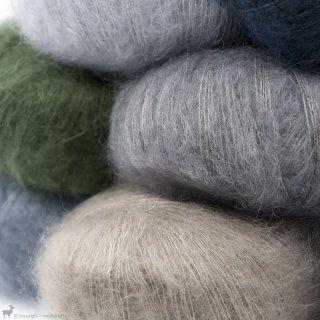 Laine Knitting For Olive Soft Silk Mohair - Knitting For Olive