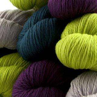 Laine Mérino d'Arles - Rosy Green Wool