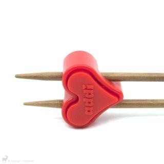 Petit matériel Porte aiguilles coeur  Addi