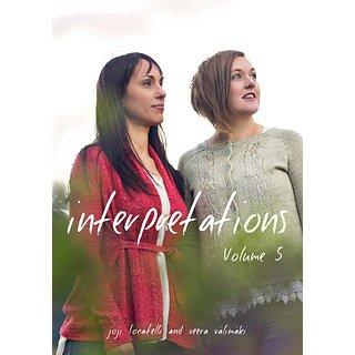 Magazines Pom Pom Quarterly Catalogue Interpretations Volume 5