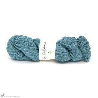 Laine de mouton Bio Balance Bleu Océan BL025 Bain 874