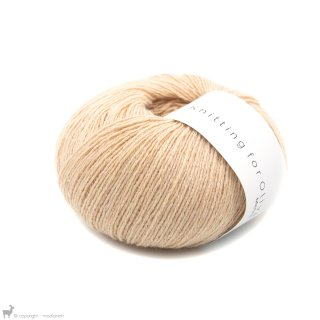 Laine mérinos Knitting For Olive Merino Soft Peach