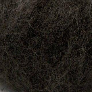 Fil de soie Knitting For Olive Soft Silk Mohair Brown Bear