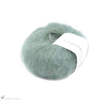 Fil de soie Knitting For Olive Soft Silk Mohair Dusty Aqua