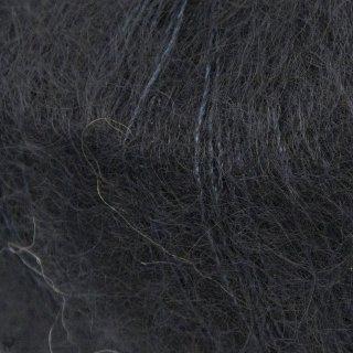 Fil de soie Knitting For Olive Soft Silk Mohair Licorice