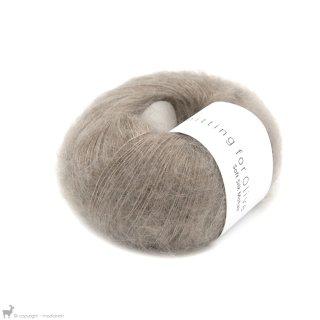 Fil de soie Knitting For Olive Soft Silk Mohair Linen
