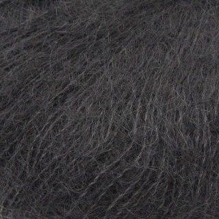 Fil de soie Knitting For Olive Soft Silk Mohair Midnight