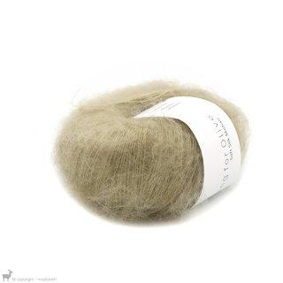 Fil de soie Knitting For Olive Soft Silk Mohair Trenchcoat