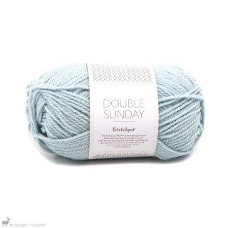Laine mérinos Double Sunday Petite Knit Pale Blue 5930