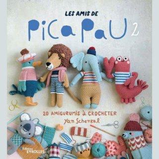Livres Editions Eyrolles Livre Les Amis de Pica Pau Volume 2
