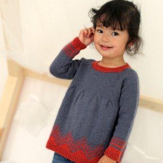 Pull enfant Modèle Pull Dandan par Xiaowei Designs
