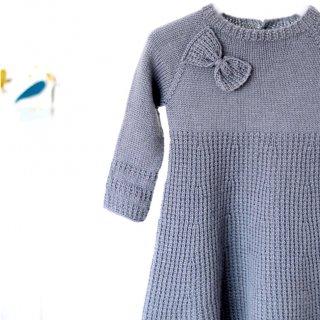Robe bébé Modèle Robe Aima par Xiaowei Designs