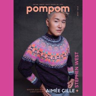Magazines Pom Pom Quarterly Catalogue Pom Pom N°35 Hiver 2020